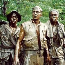 Tрехсвечные фигуры: Три солдата и Три вороны